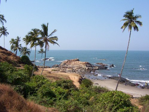 Travelling to Goa India