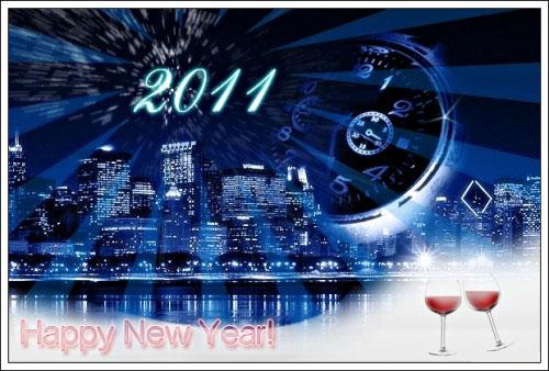 New Year Bash in Goa