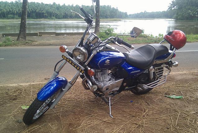 How to rent a bike in Goa