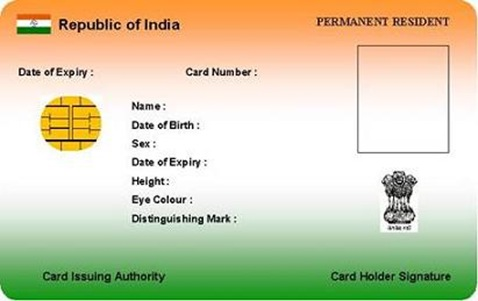 UID aadhar card for Goan people