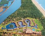 The Leela Goa 7 star hotel